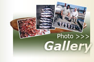 Photo Gallery - Freshwater fishing, Campbell River, BC, Canada